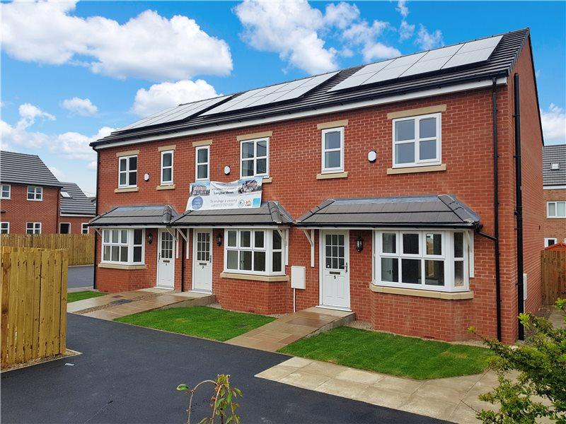3 Bedrooms Town House for sale in PLOT 3, 3 LANGBAR MEWS, WHINMOOR LS14 5AB