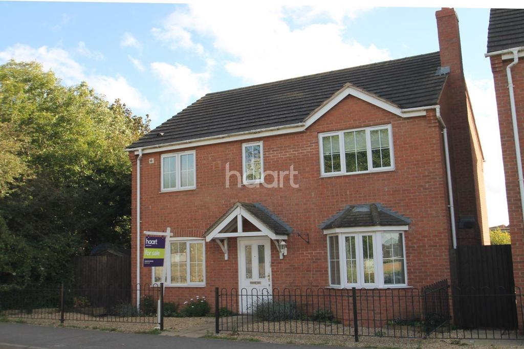 4 Bedrooms Detached House for sale in Ermine Street, Ancaster,
