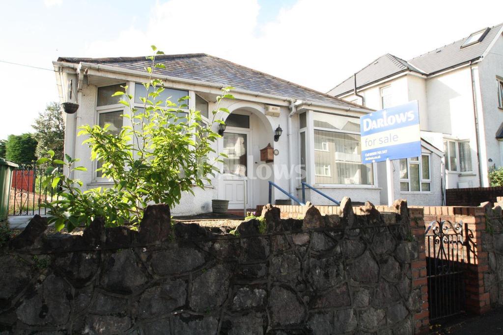 2 Bedrooms Bungalow for sale in Heol Hir, Llanishen