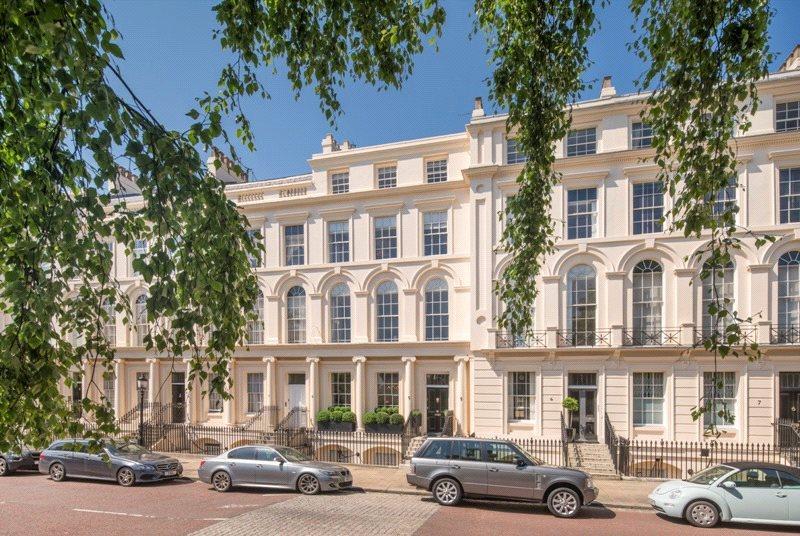 7 Bedrooms Unique Property for sale in Park Square West, Regent's Park, London, NW1