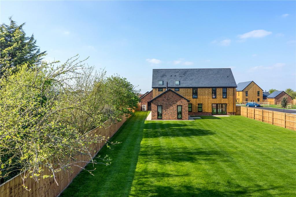 5 Bedrooms Detached House for sale in Station Road, Ashwell, Baldock, Hertfordshire