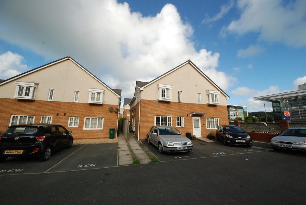 1 Bedroom Terraced House for sale in Clos Gwylim, Aberystwyth
