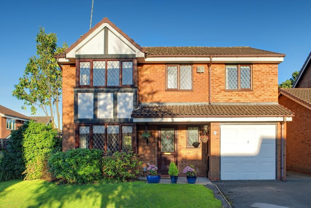 5 Bedrooms Detached House for sale in Garlick Drive, Kenilworth, Kenilworth, Warwickshire