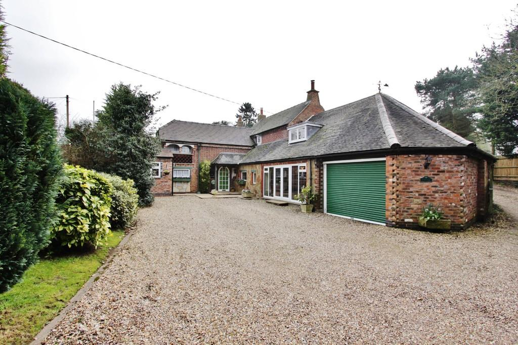 3 Bedrooms Detached House for sale in Croxall Road, Edingale
