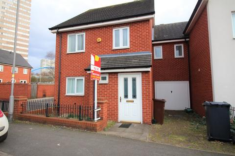 4 bedroom semi-detached house to rent - Jeremiah Road, Wolverhampton