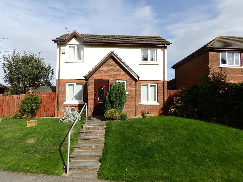 3 Bedrooms Detached House for sale in Llys Gwylan, Rhyl