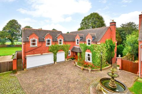 5 bedroom detached house for sale - Blaby, Leicester, Leicestershire