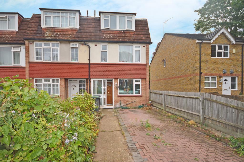 4 Bedrooms Terraced House for sale in Verdant Lane Catford SE6