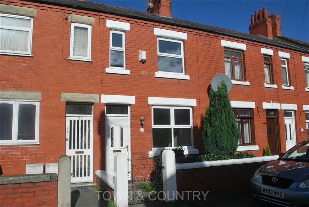 2 Bedrooms Terraced House for sale in Glynne Street, Queensferry, Deeside, Flintshire