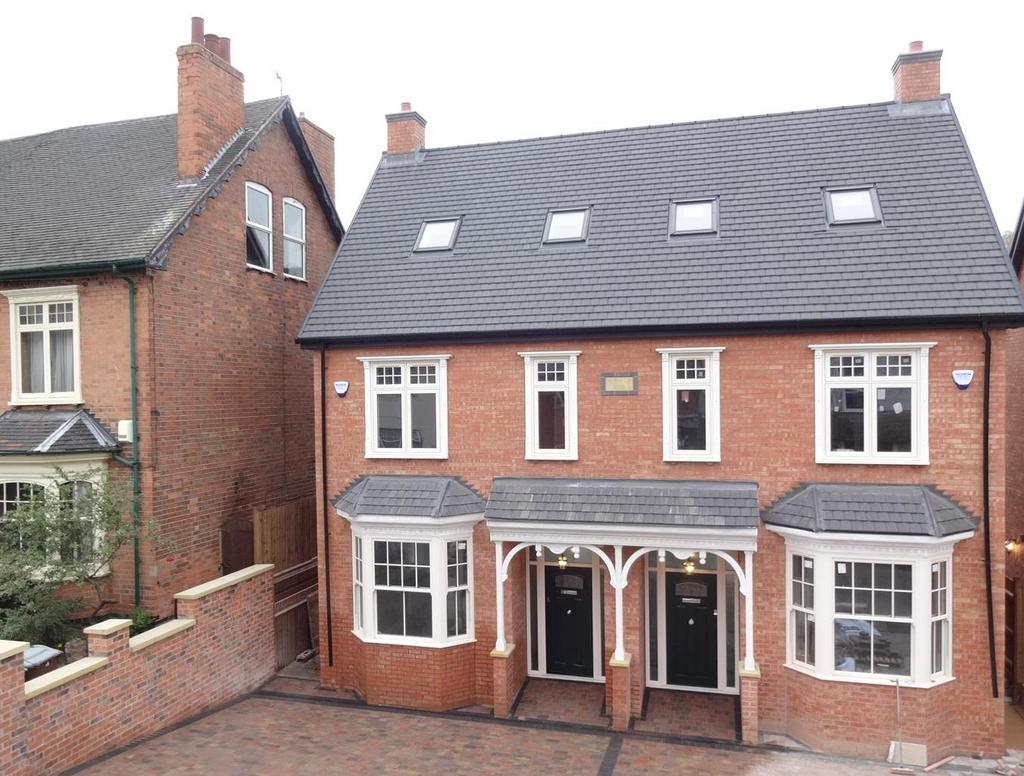 4 Bedrooms Semi Detached House for sale in Plot 4, Mansfield Street, Sherwood, Nottingham, NG5 4AA