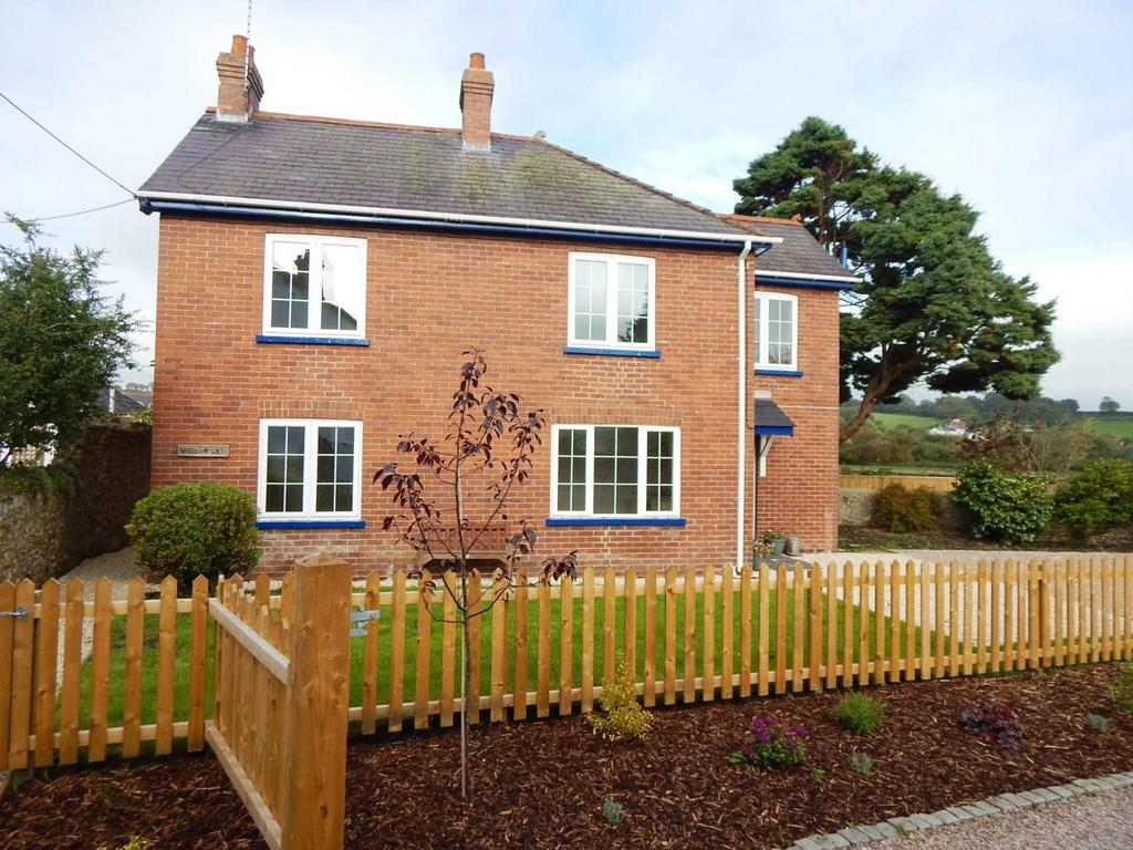 3 Bedrooms Detached House for sale in Dolphin Street, Colyton, Devon