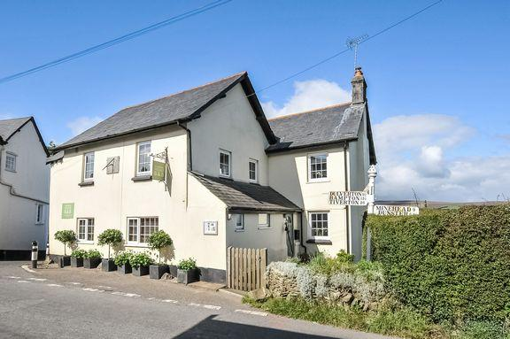 5 Bedrooms Detached House for sale in Wheddon Cross