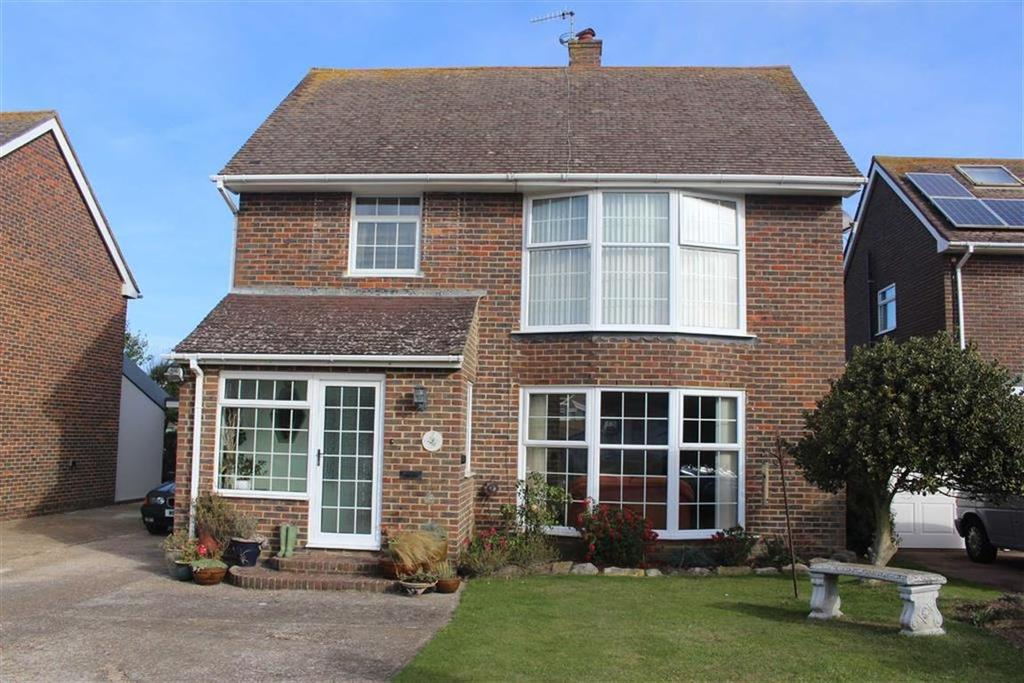3 Bedrooms Detached House for sale in Fairways Road, Seaford