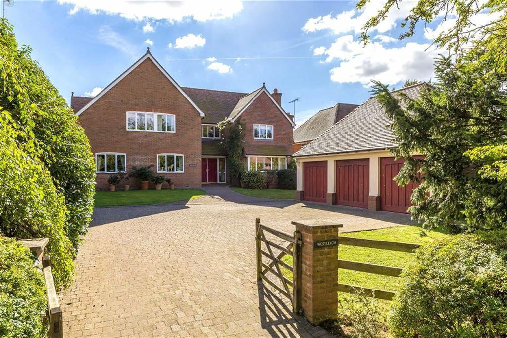 5 Bedrooms Detached House for sale in Church Lane, Preston, Hertfordshire