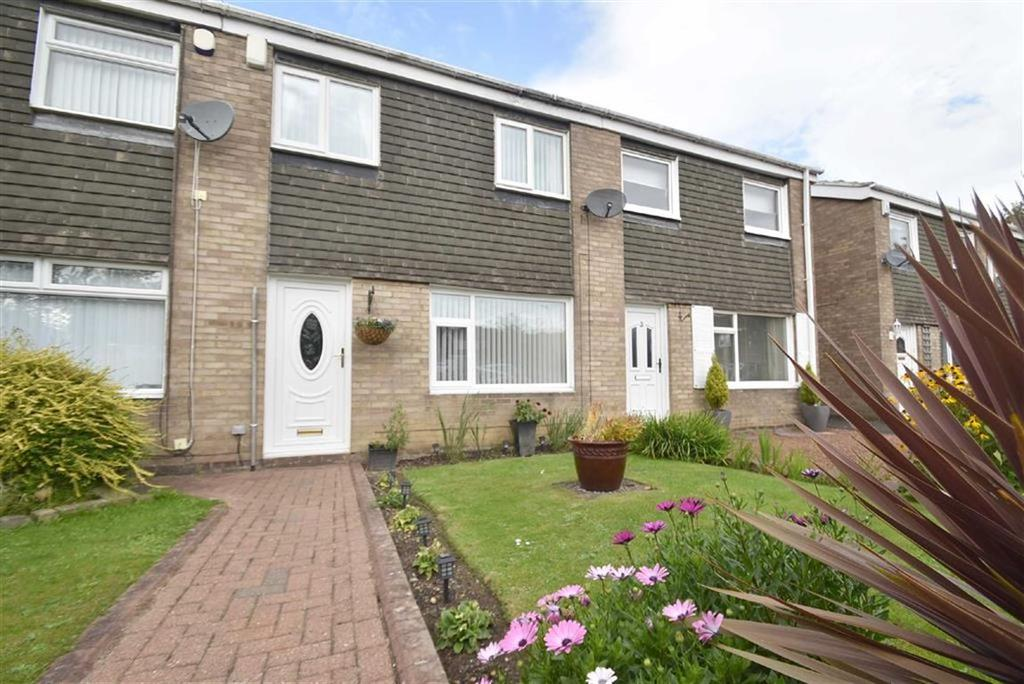 3 Bedrooms Terraced House for sale in Ouston