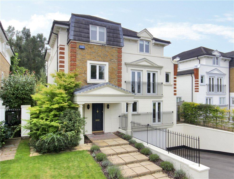 6 Bedrooms Detached House for sale in Forest Road, Tunbridge Wells, Kent, TN2