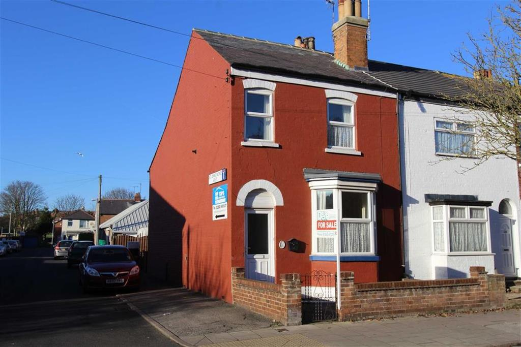 3 Bedrooms End Of Terrace House for sale in St Johns Avenue, Bridlington, YO16