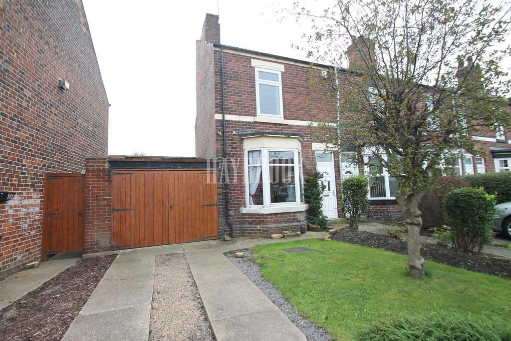 3 Bedrooms End Of Terrace House for sale in Gilberthorpe Street, Clifton