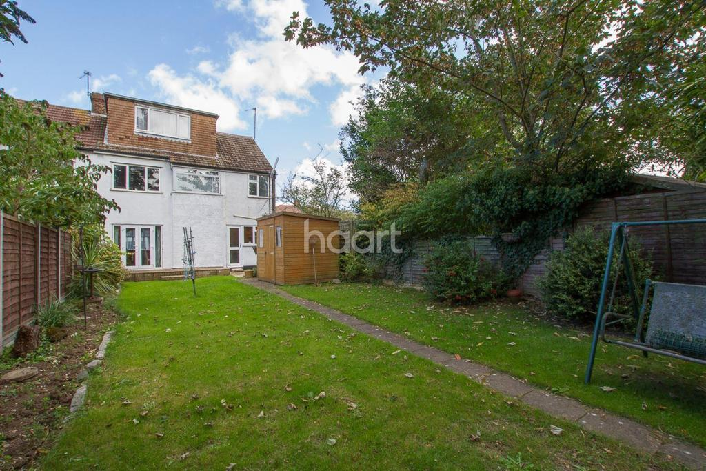 5 Bedrooms Semi Detached House for sale in Ridgeway avenue