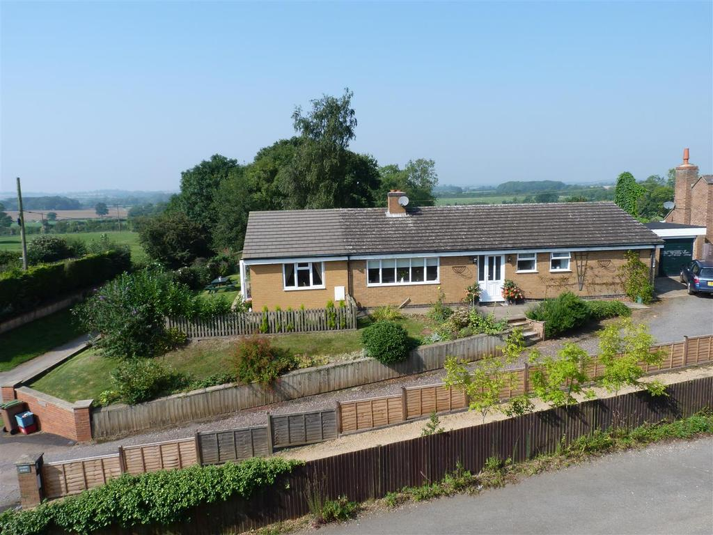 3 Bedrooms Detached Bungalow for sale in Carvells Lane, Naseby