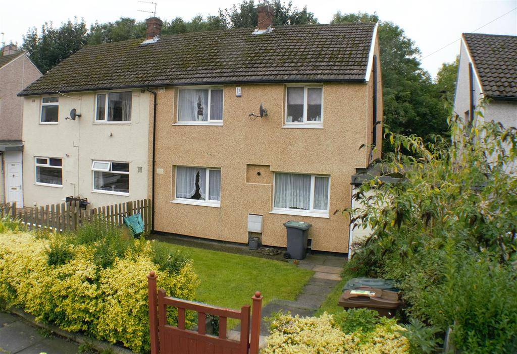 3 Bedrooms Semi Detached House for sale in St. Marys Crescent, Wyke, Bradford, BD12 8RQ