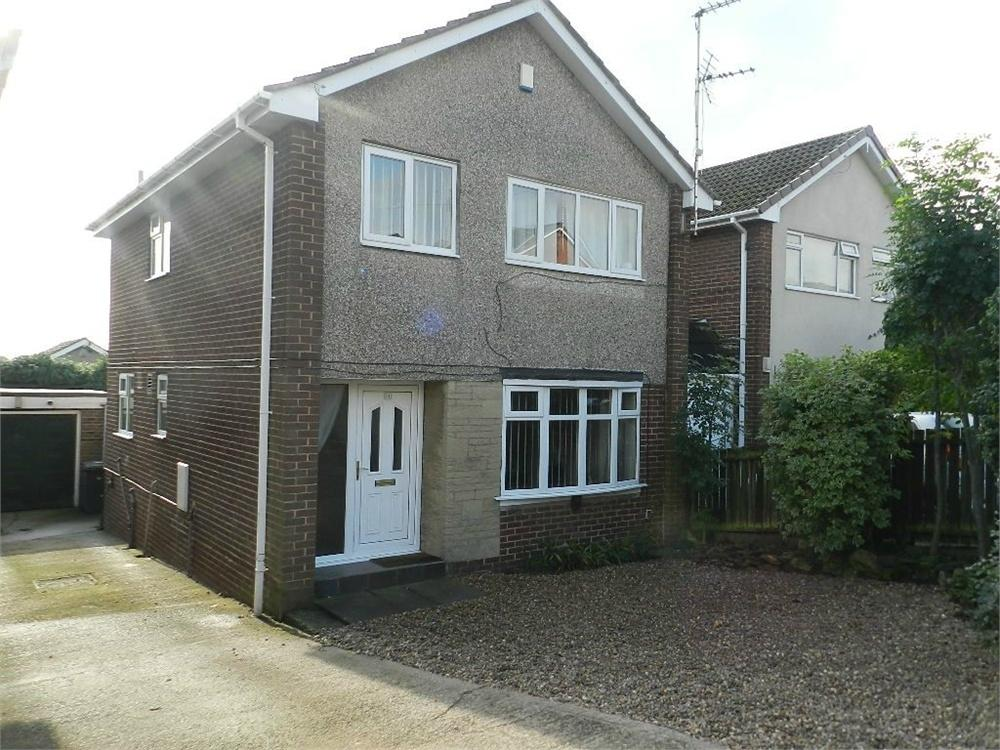 3 Bedrooms Detached House for sale in Wharfedale Drive, Chapeltown, SHEFFIELD, South Yorkshire