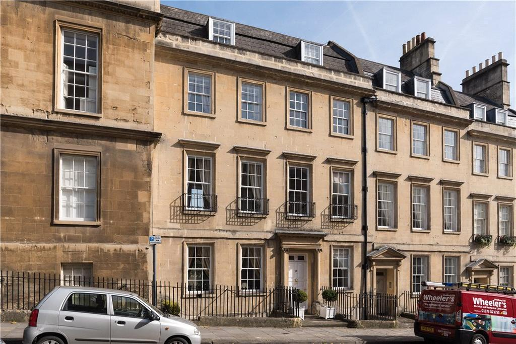 5 Bedrooms Terraced House for sale in Gay Street, Bath, Somerset, BA1