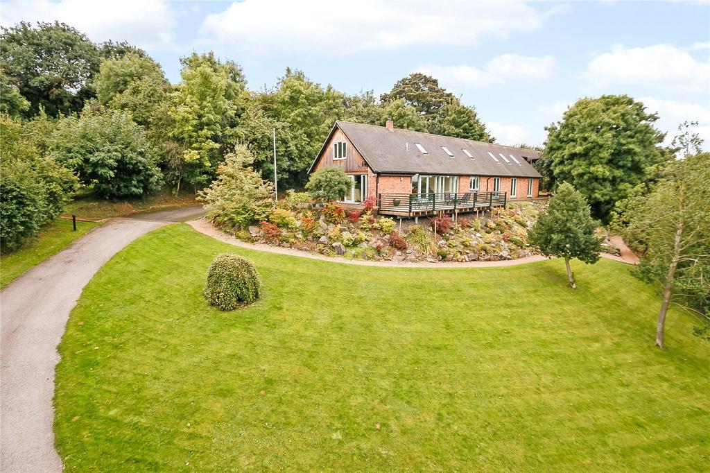 5 Bedrooms Detached House for sale in Hillside, Castle Donington, Derby, DE74