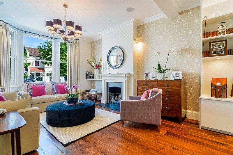 5 Bedrooms Semi Detached House for sale in Balham Park Road, Wandsworth, London, SW12