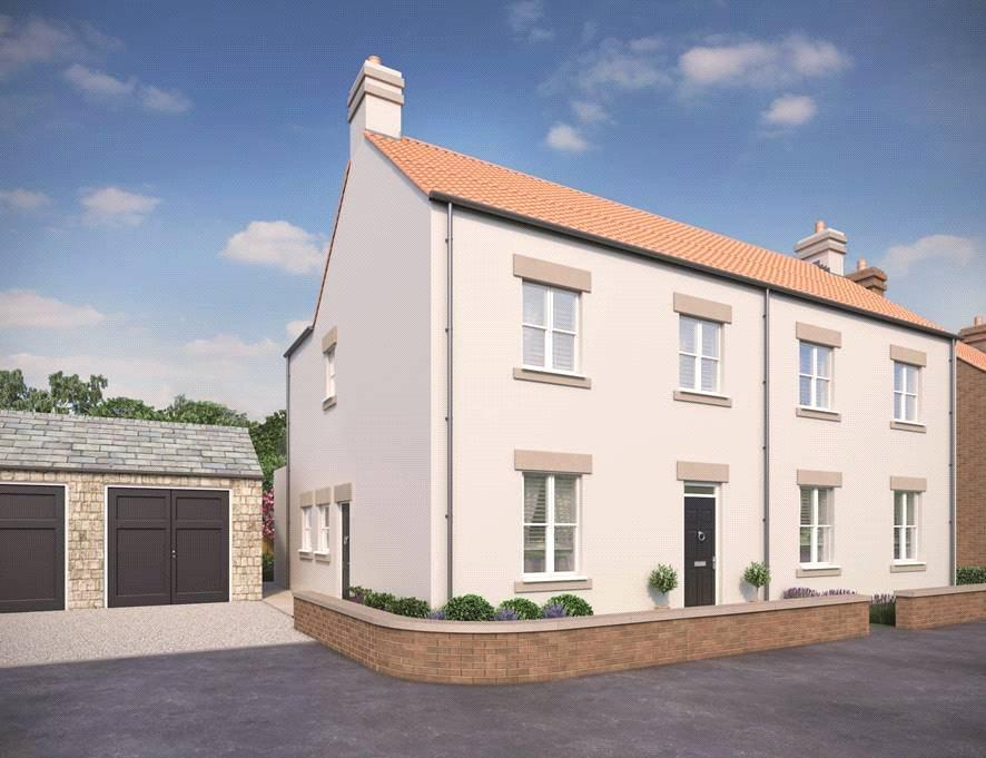 4 Bedrooms Detached House for sale in Timber Close, Bramham, Wetherby, West Yorkshire
