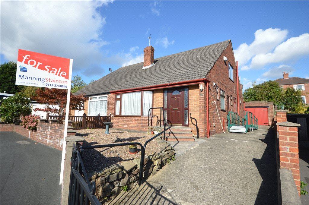 3 Bedrooms Bungalow for sale in Eden Gardens, Leeds, West Yorkshire