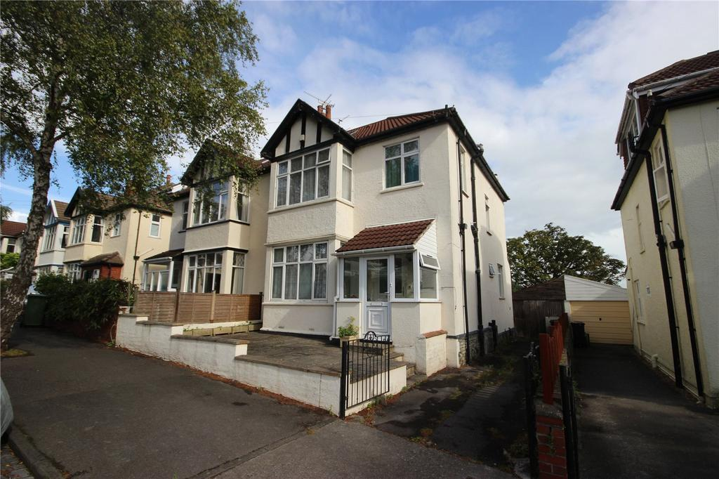 5 Bedrooms Semi Detached House for sale in Upper Cranbrook Road, Redland, Bristol, BS6