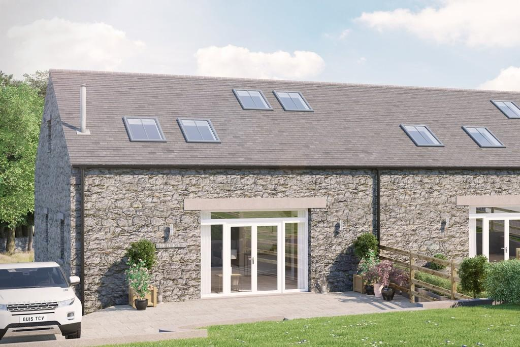 5 Bedrooms Barn Conversion Character Property for sale in 2 High Knott Barn, Ings, Kendal, LA8 9PX