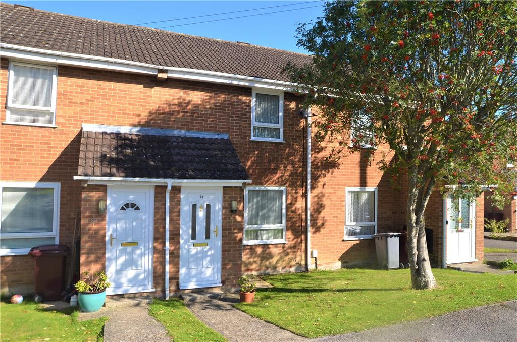2 Bedrooms Terraced House for sale in Tuscan Close, Tilehurst, Reading, Berkshire, RG30