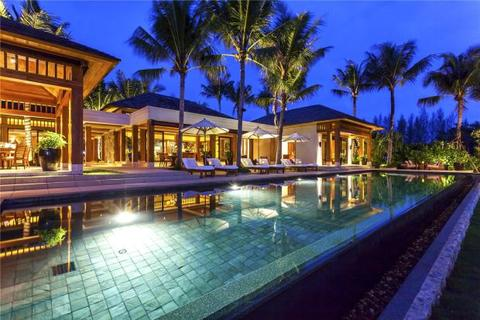 5 bedroom house  - Villa Nandana, Khok Kloi, Takua Thung District, Thailand