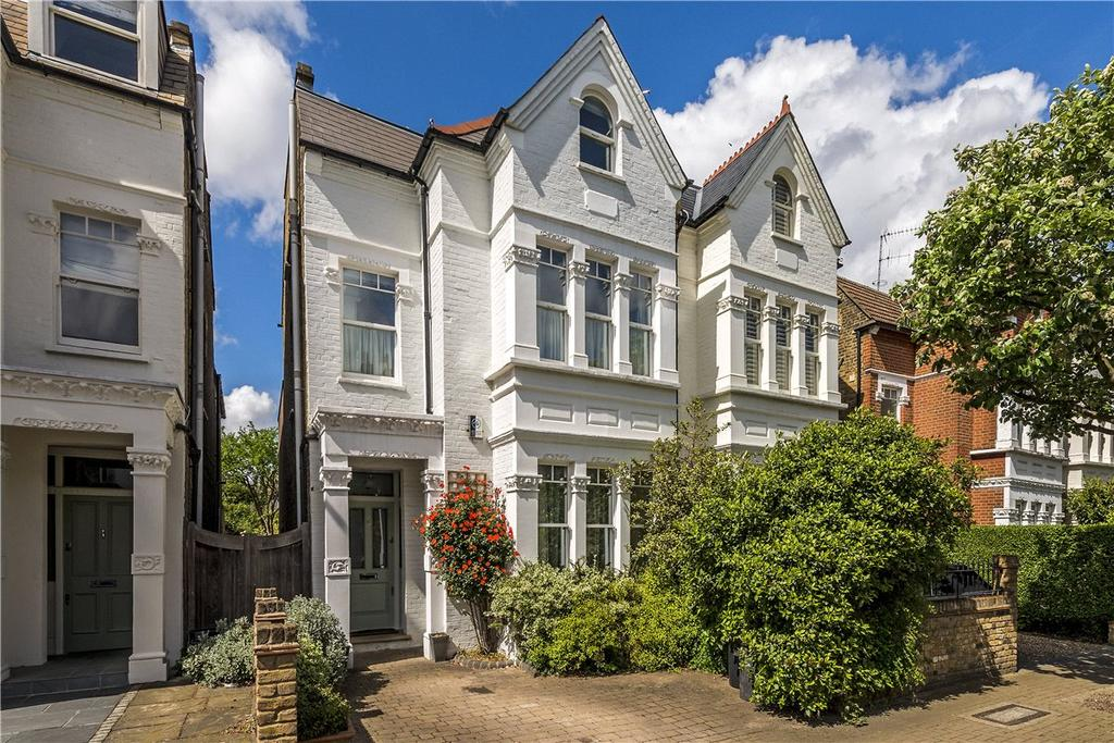 4 Bedrooms House for sale in Henderson Road, London, SW18