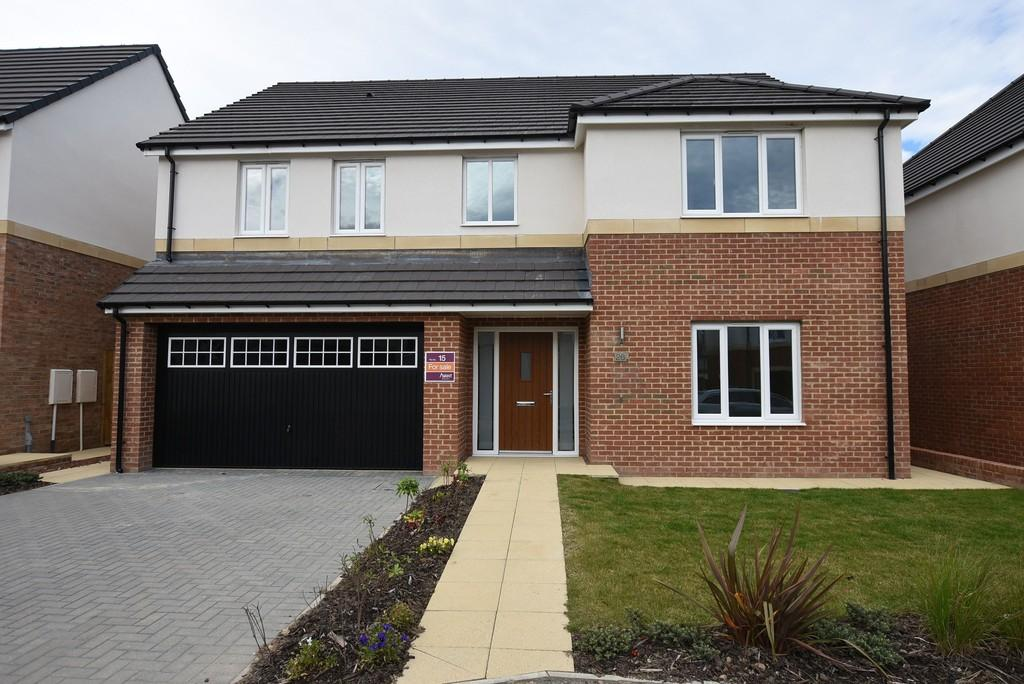 5 Bedrooms Detached House for sale in The Leas, Whitburn
