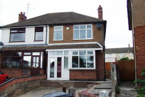 3 bedroom semi-detached house to rent - Wansbeck Gardens, Humberstone, Leicester, Leicestershire, LE5 1JN
