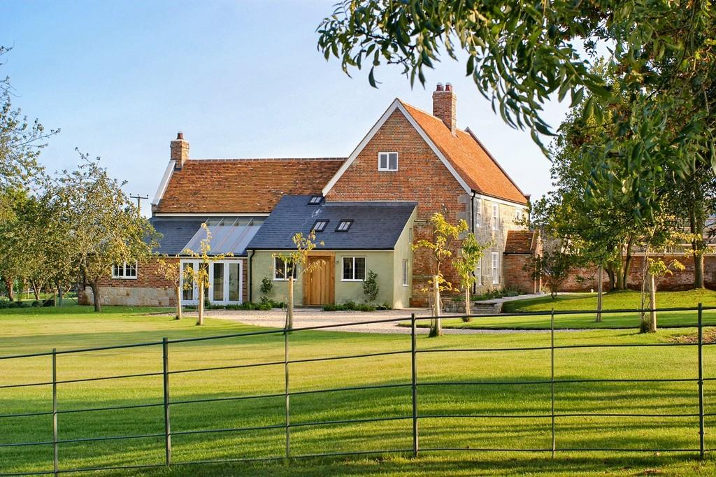 5 Bedrooms Detached House for sale in Merstone, Isle of Wight