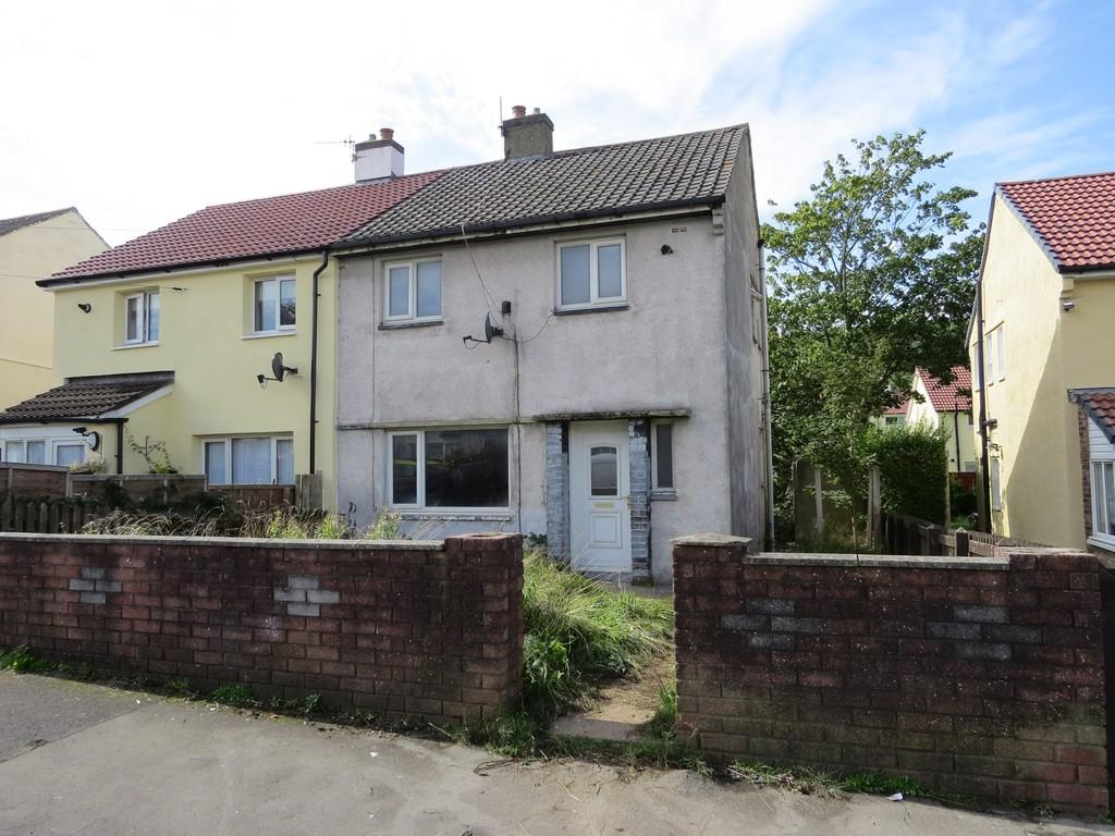 2 Bedrooms Semi Detached House for sale in Latrigg Road, Whitehaven, Cumbria