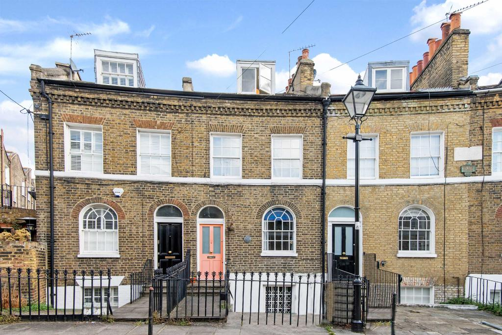 5 Bedrooms House for sale in Keystone Crescent, N1