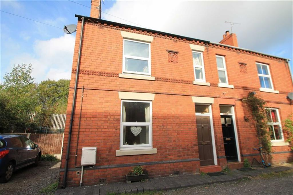 3 Bedrooms End Of Terrace House for sale in Queen Street, Ruabon, Wrexham