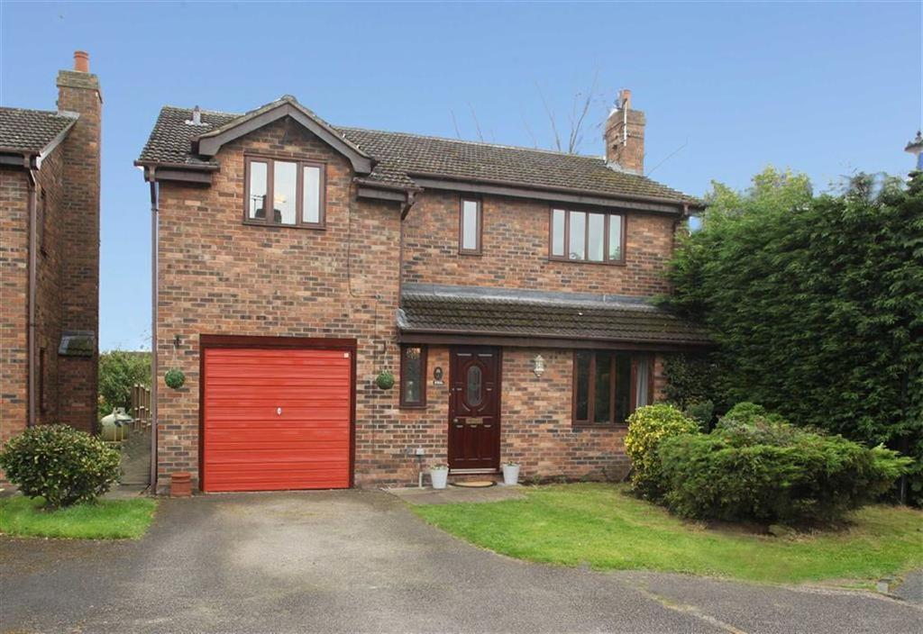 5 Bedrooms Detached House for sale in Little Heath Close, Audlem Crewe, Cheshire
