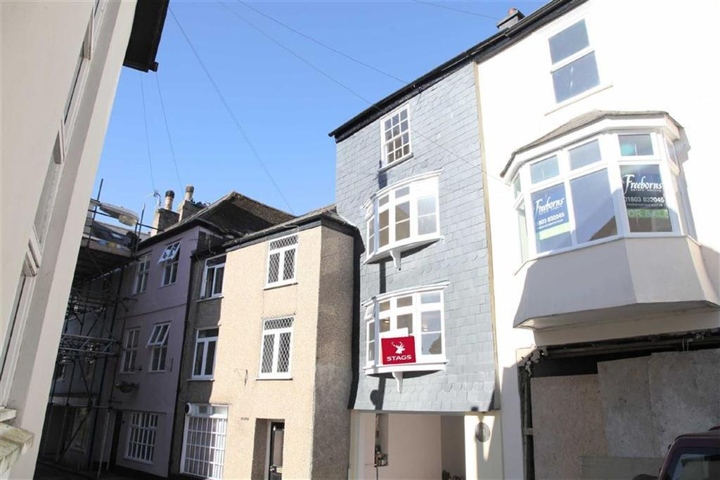 4 Bedrooms Semi Detached House for sale in Broadstone, Town Centre With Garage, Dartmouth, Devon, TQ6