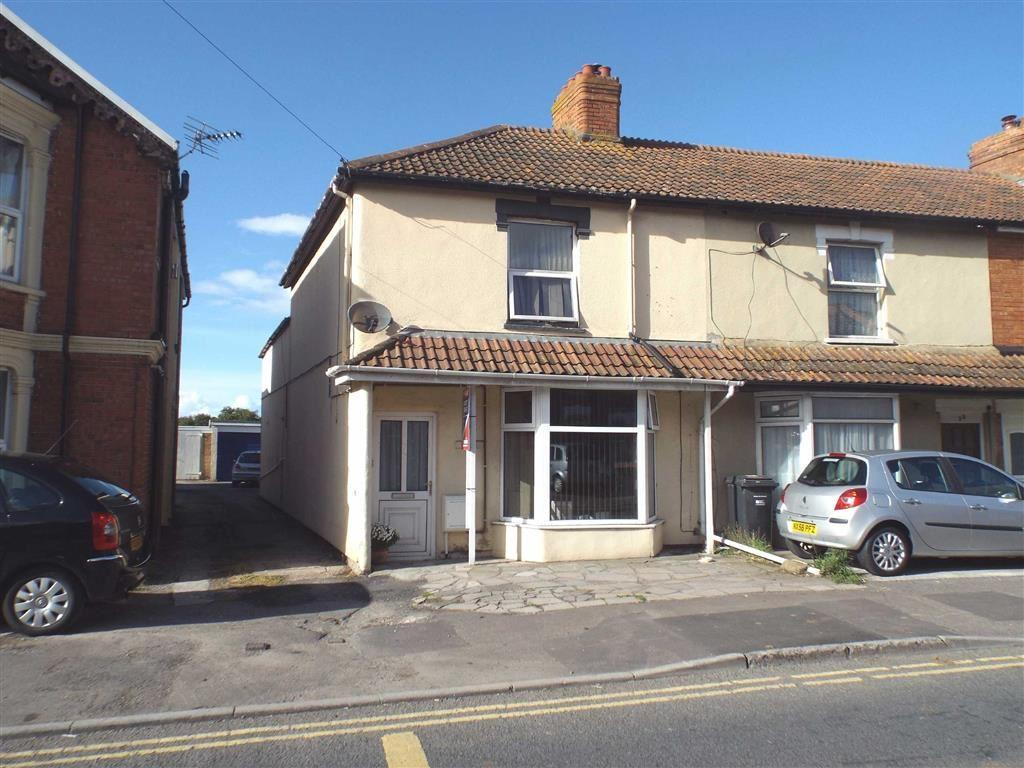 3 Bedrooms End Of Terrace House for sale in Huntspill Road, Highbridge