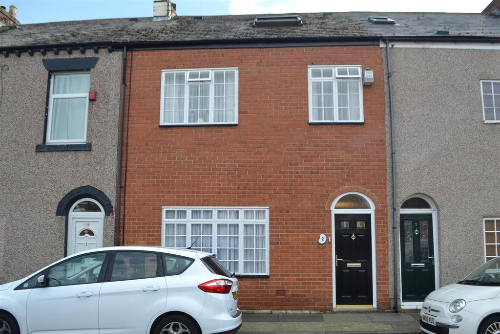 3 Bedrooms Terraced House for sale in Bartram Street, Fulwell, Sunderland
