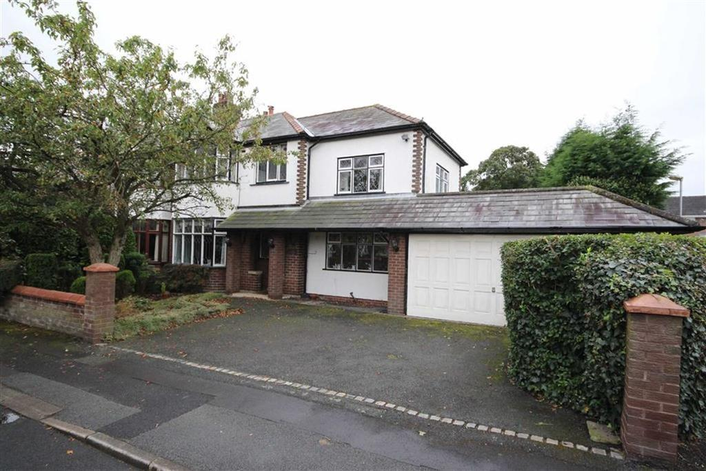 4 Bedrooms Semi Detached House for sale in Clarkes Crescent, Eccleston, St Helens, WA10