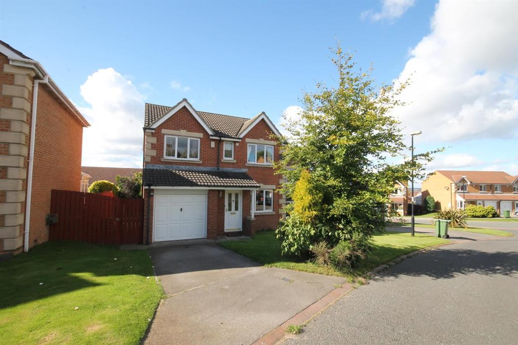 4 Bedrooms Detached House for sale in Sparkwell Close, Houghton Le Spring