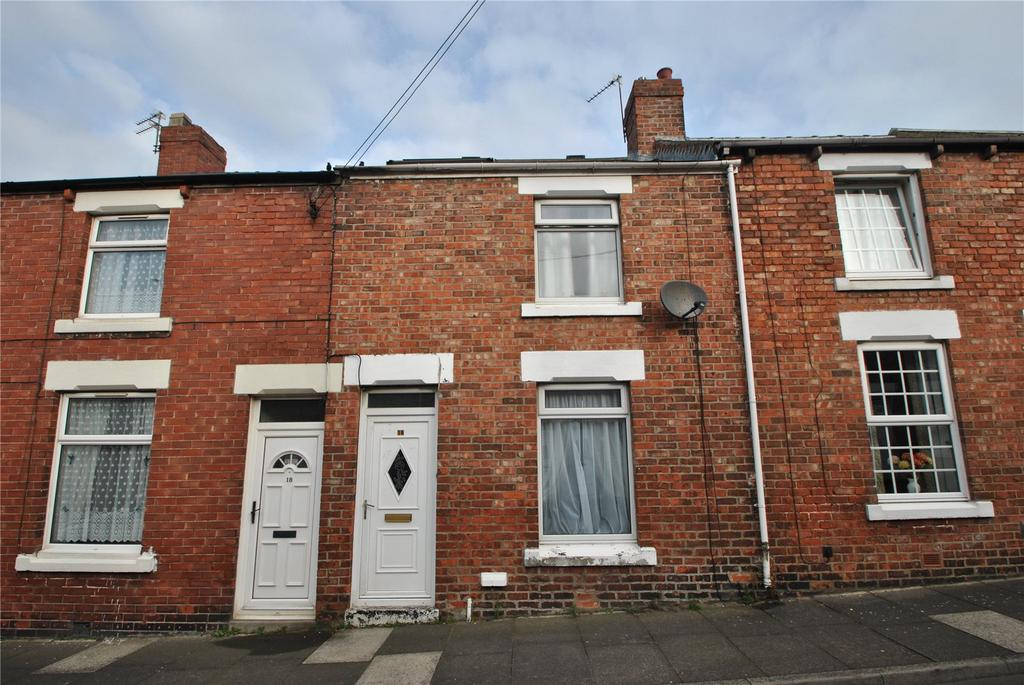 3 Bedrooms Terraced House for sale in Chester Street, Grasswell, Houghton le Spring, DH4
