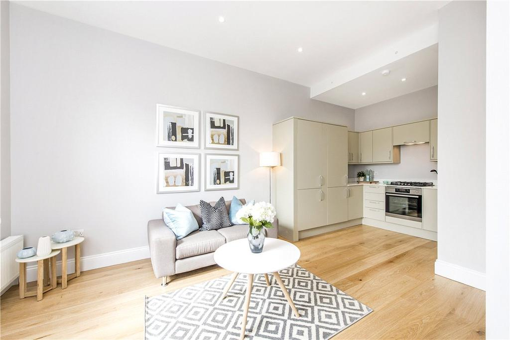 2 Bedrooms Apartment Flat for sale in St. Quintin Avenue, North Kensington, London, W10
